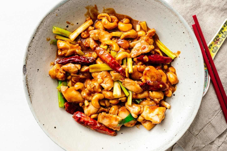 kung pao chicken | www.iamafoodblog.com