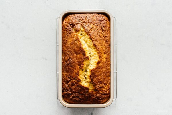 flour bakery banana bread, improved | www.iamafoodblog.com