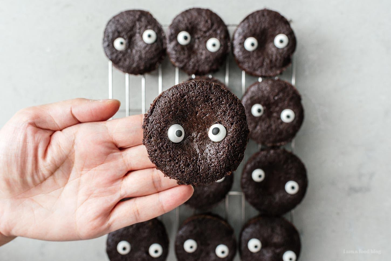 soot sprite brownies | www.iamafoodblog.com