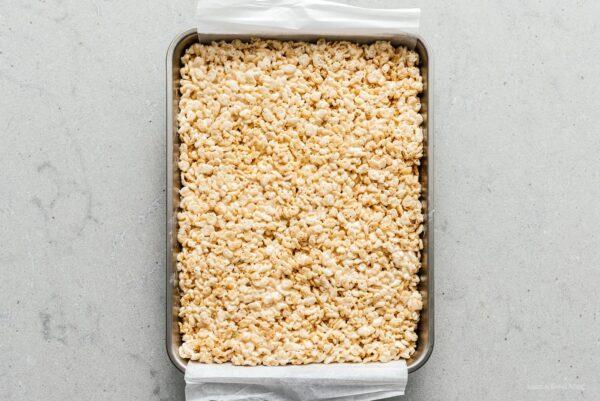 rice krispie treats recipe | www.iamafoodblog.com
