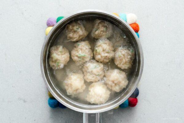 cooked wonton | www.iamafoodblog.com