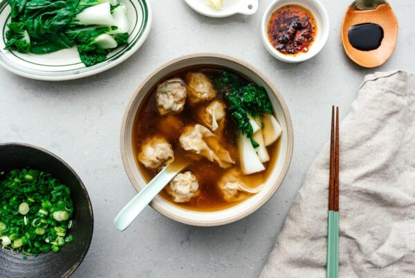 wonton soup | www.iamafoodblog.com