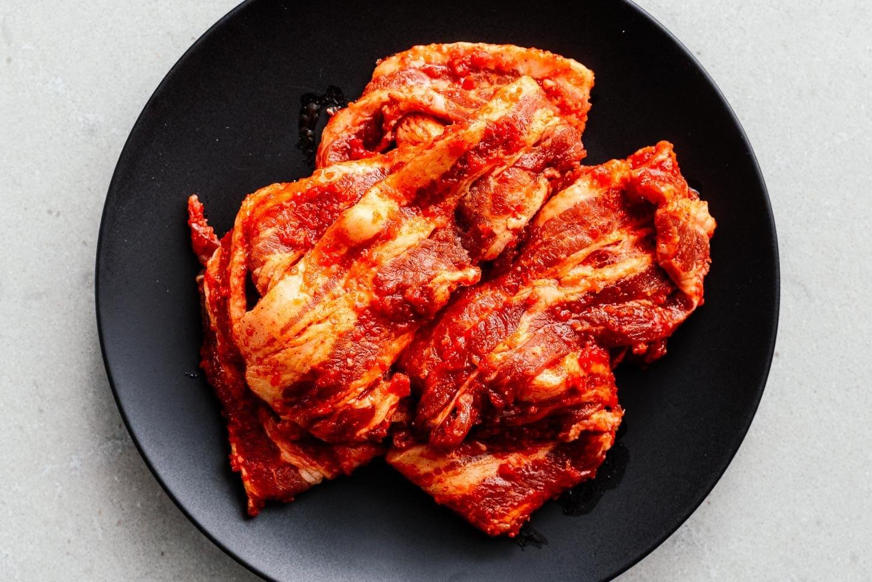 spicy bulgogi | www.iamafoodblog.com