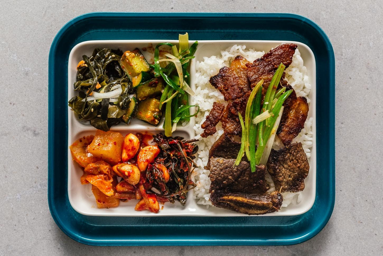 bulgogi beef bento | www.iamafoodblog.com