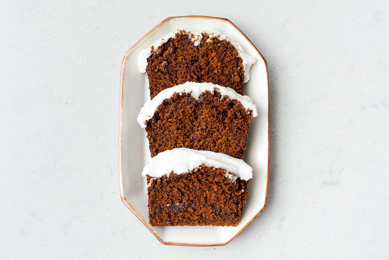 gingerbread loaf | www.iamafoodblog.com