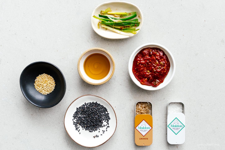 korean bbq sauces | www.iamafoodblog.com