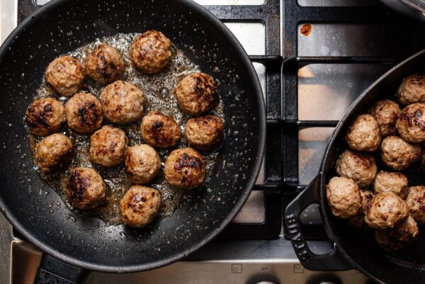swedish meatballs recipe | www.iamafoodblog.com