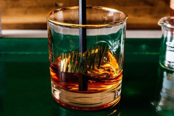 stirring bourbon | www.iamafoodblog.com