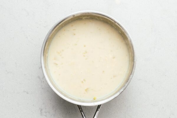 making potato soup | www.iamafoodblog.com