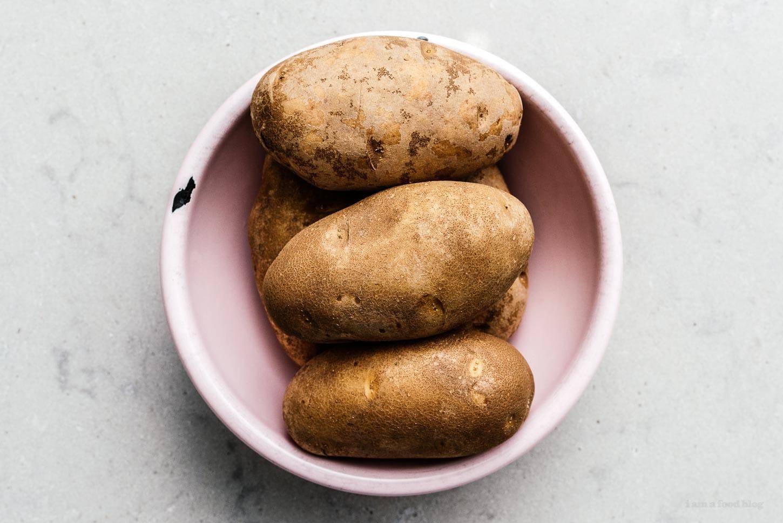 baking potatoes | www.iamafoodblog.com