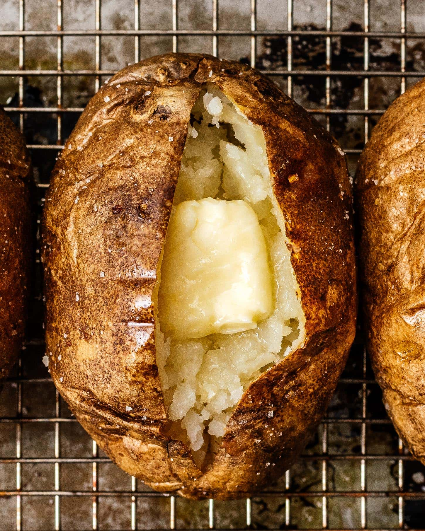 perfect baked potato | www.iamafoodblog.com