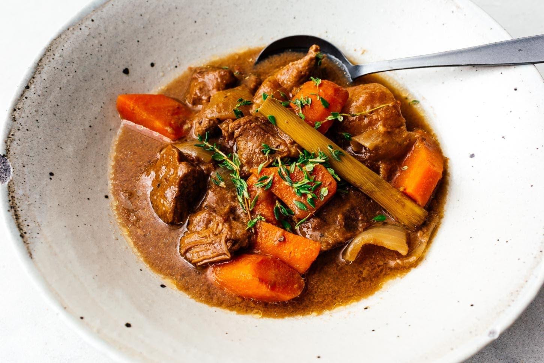 beef stew | www.iamafoodblog.com