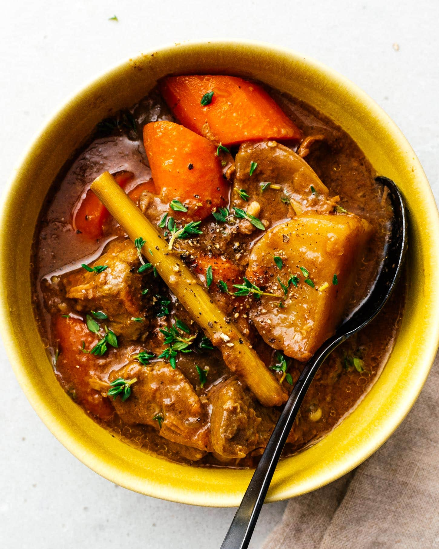 Crockpot Beef Stew I Am A Food Blog