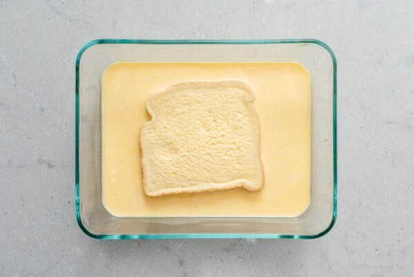 soaking french toast | www.iamafoodblog.com