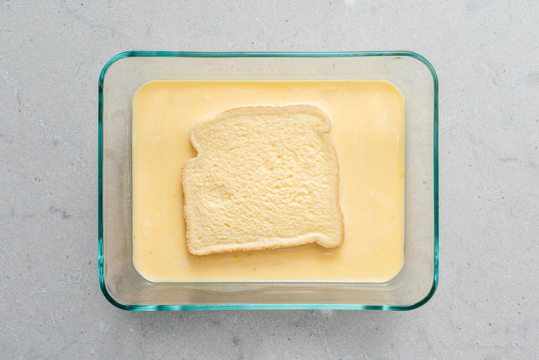 soaking bread | www.iamafoodblog.com