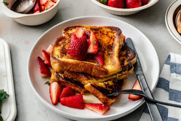 french toast recipe | www.iamafoodblog.com