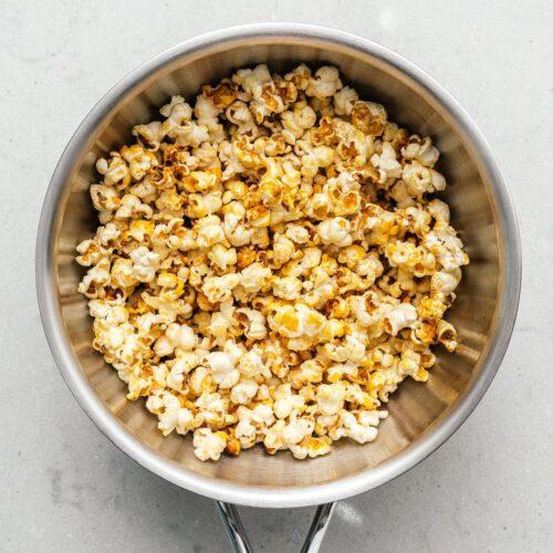 Kettle Corn I Am A Food Blog