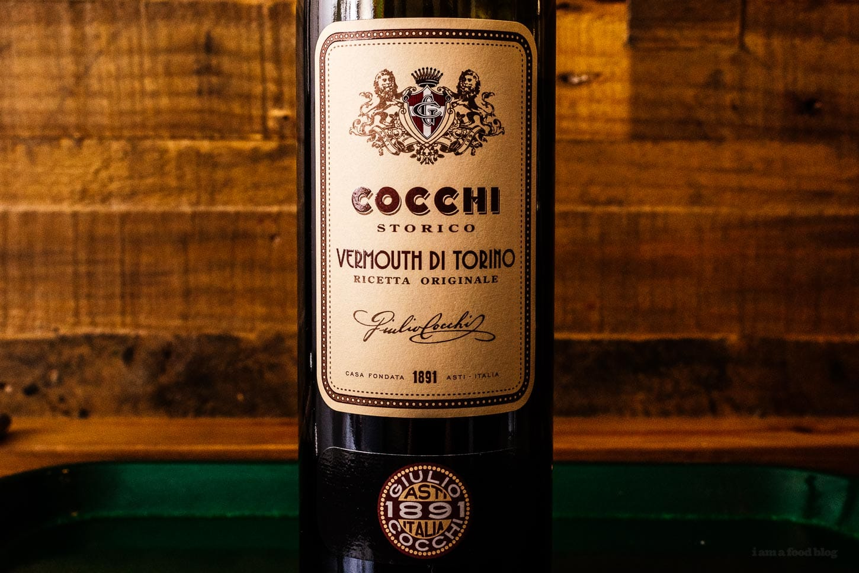 Cocchi Storico Vermouth | www.iamafoodblog.com