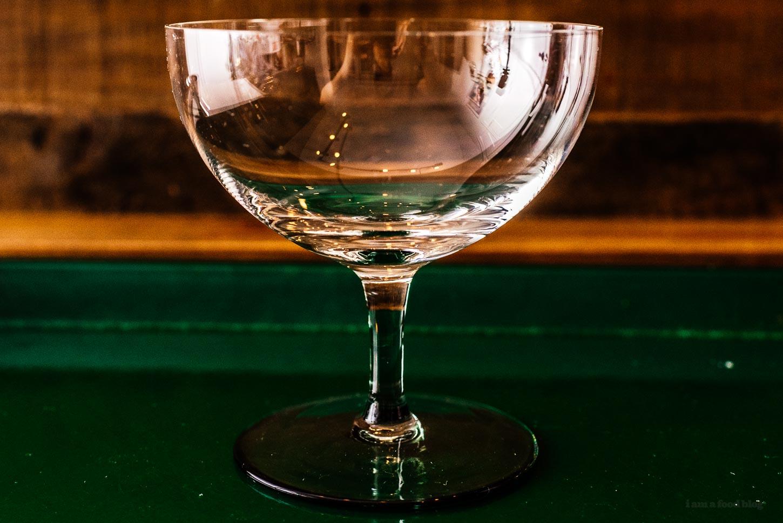 coupe glass | www.iamafoodblog.com