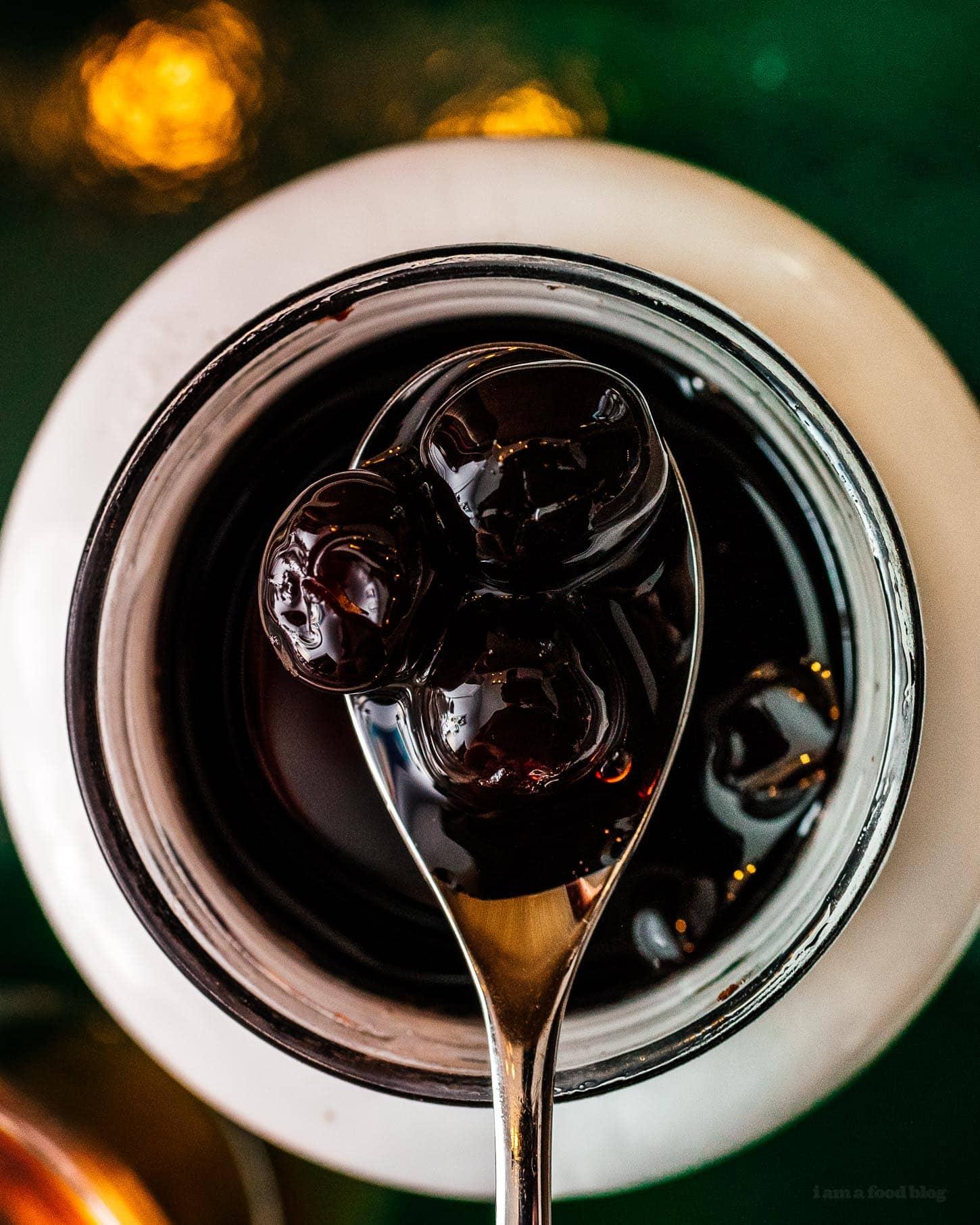 maraschino cherries | www.iamafoodblog.com