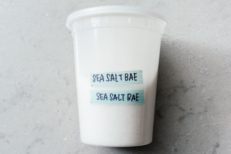 sea salt | www.iamafoodblog.com