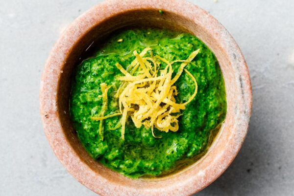 italian salsa verde | www.iamafoodblog.com