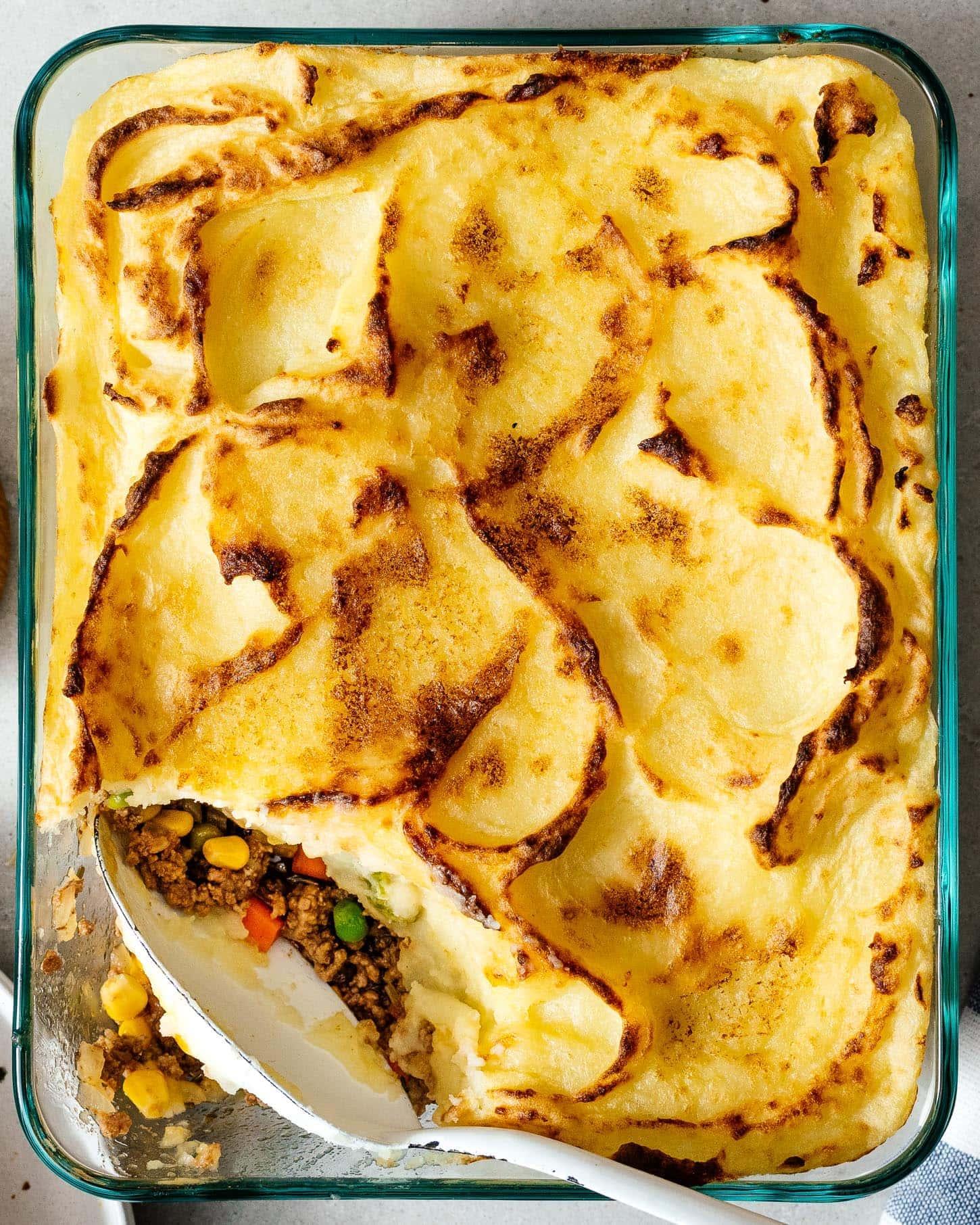 shepherd's pie recipe | www.iamafoodblog.com