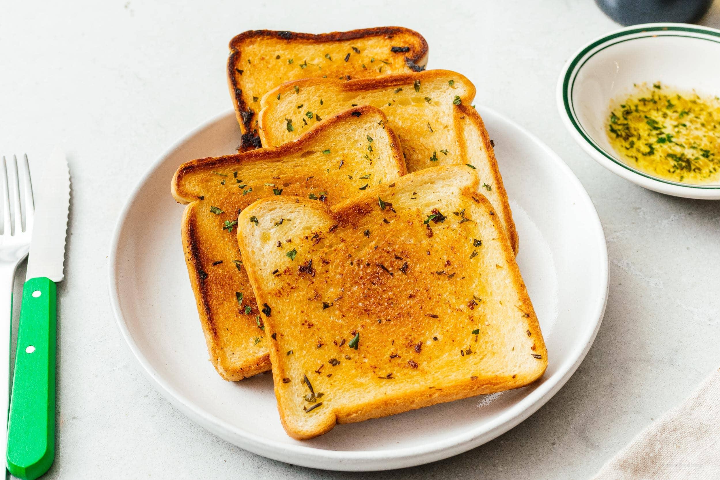 texas toast | www.iamafoodblog.com