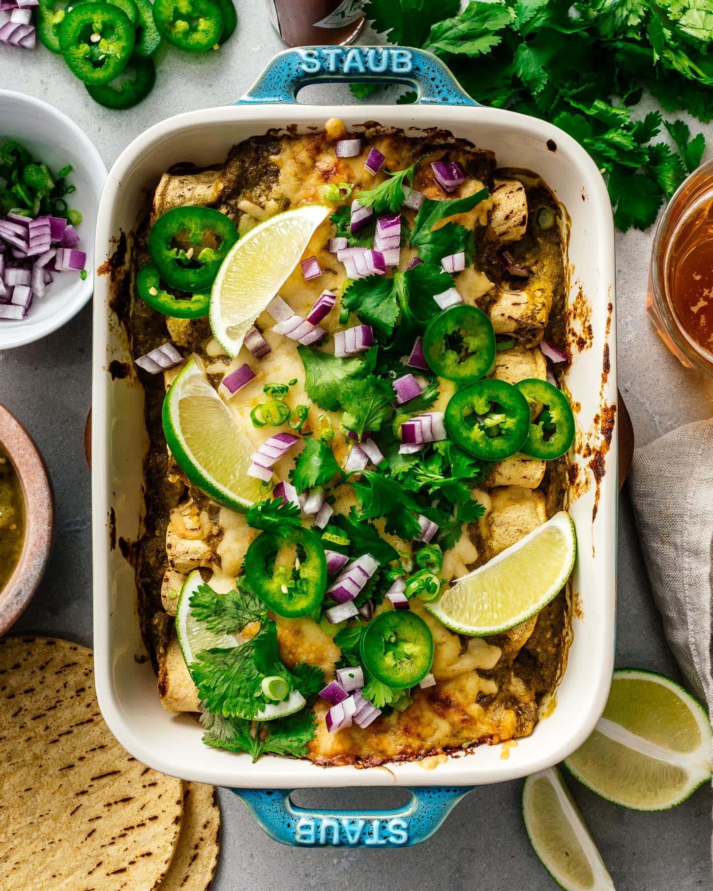 best enchilada | www.iamafoodblog.com