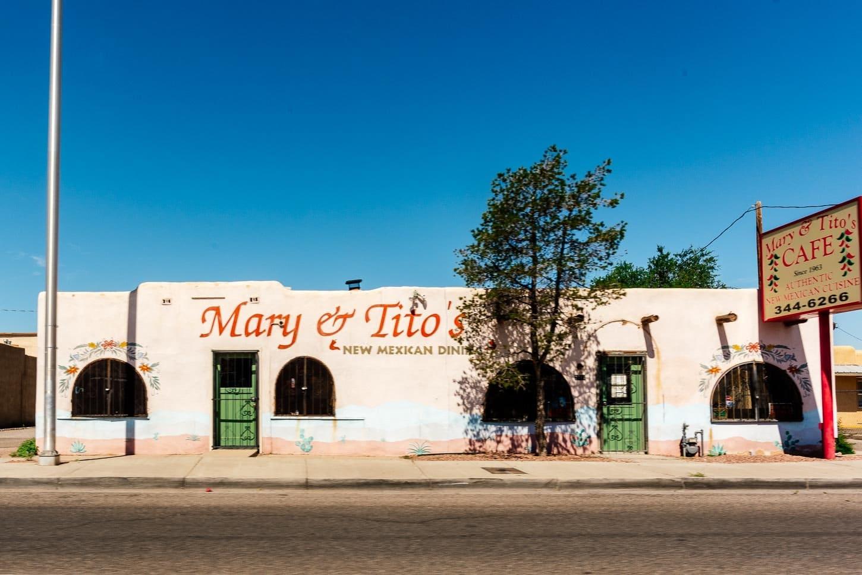 mary & titos new mexico | www.iamafoodblog.com