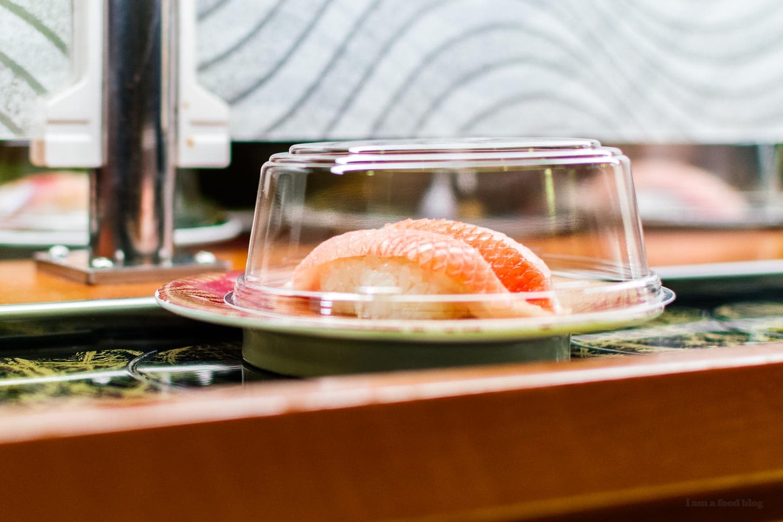 kaiten sushi | www.iamafoodblog.com