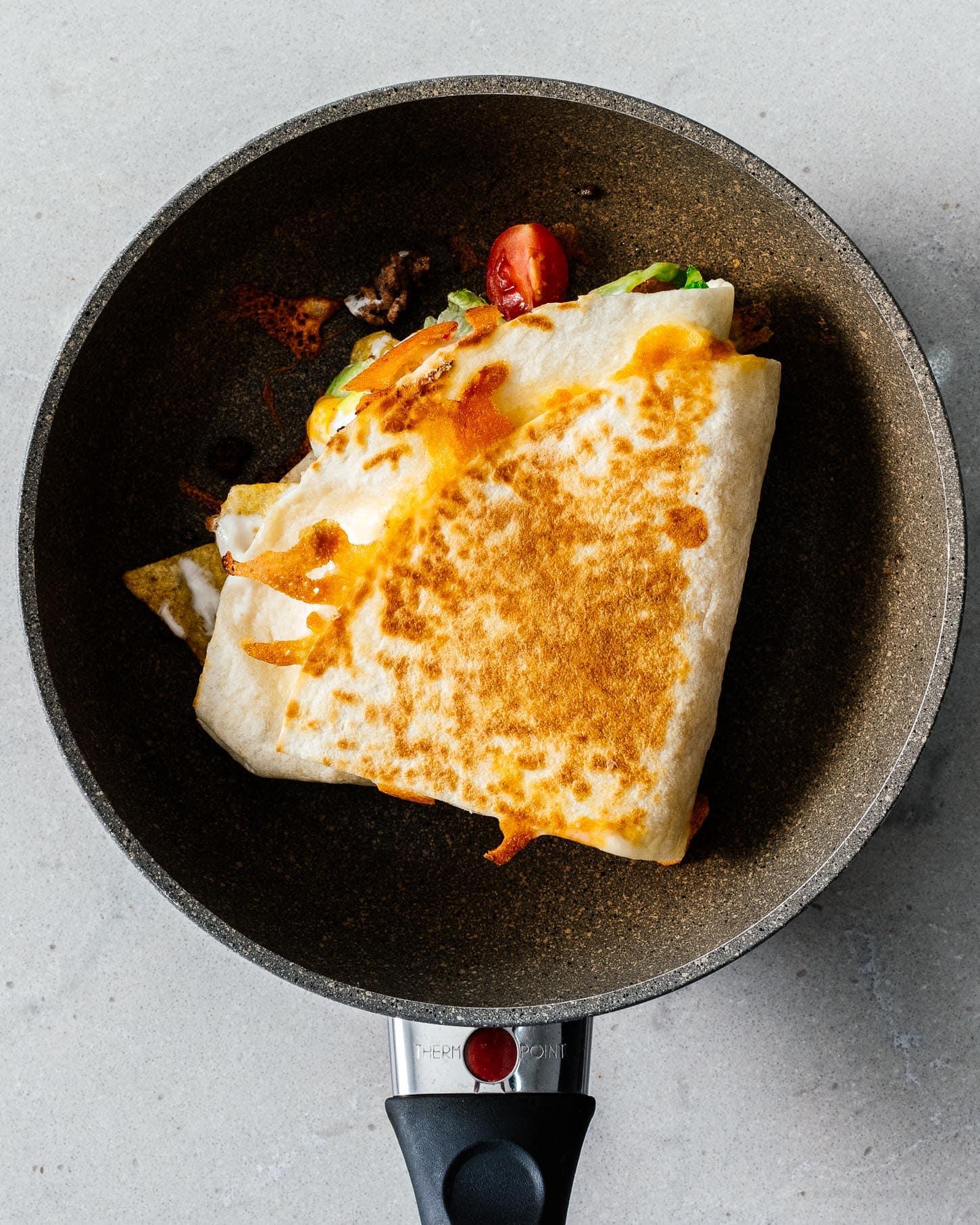 TikTok Wrap recept (tortilla wrap hack) | Eef Kookt Zo  |Tiktok Wraps