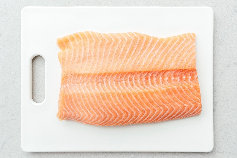 salmon fillet | www.iamafoodblog.com