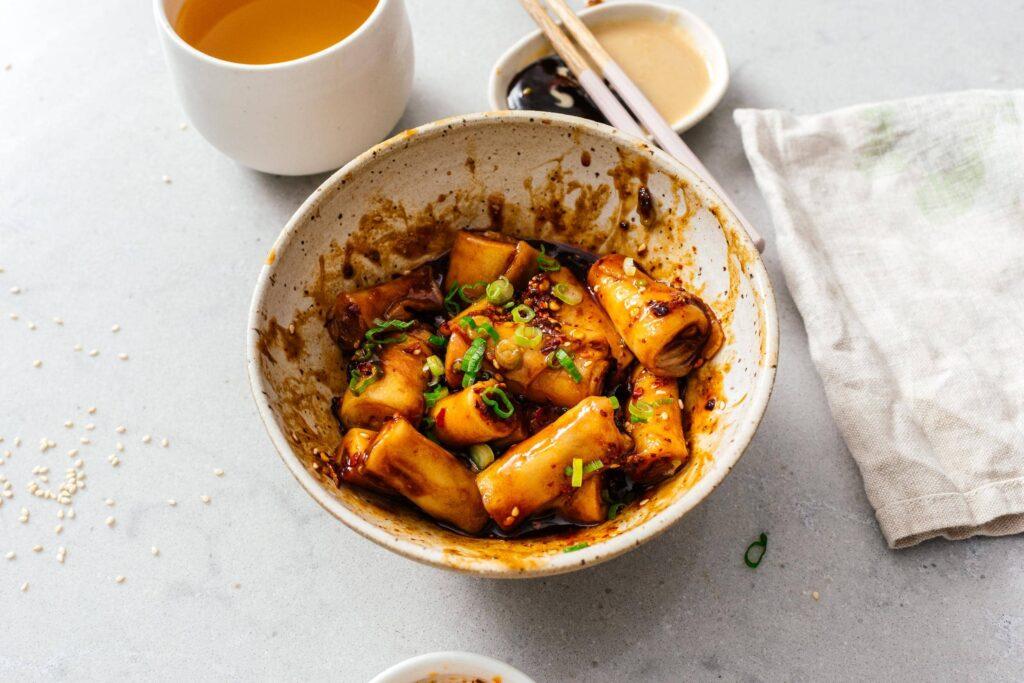 cheung fun recipe | www.iamafoodblog.com
