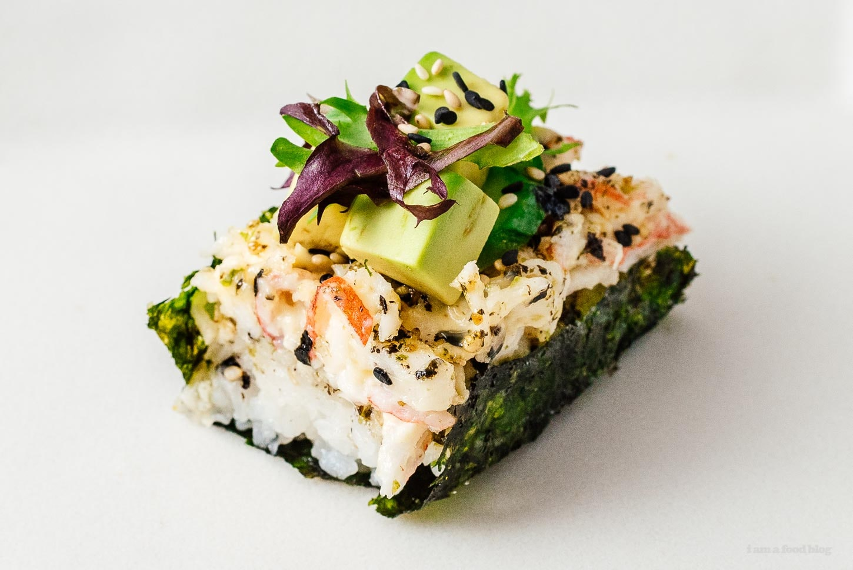 cook sushi |  www.iamafoodblog.com