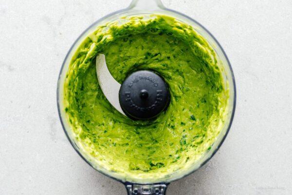 avocado lime crema | www.iamafoodblog.com