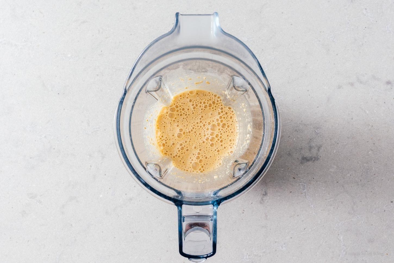 baked oats batter | www.iamafoodblog.com