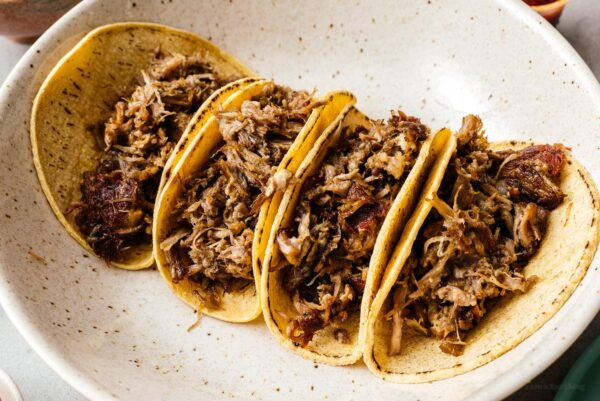carnitas tacos | www.iamafoodblog.com
