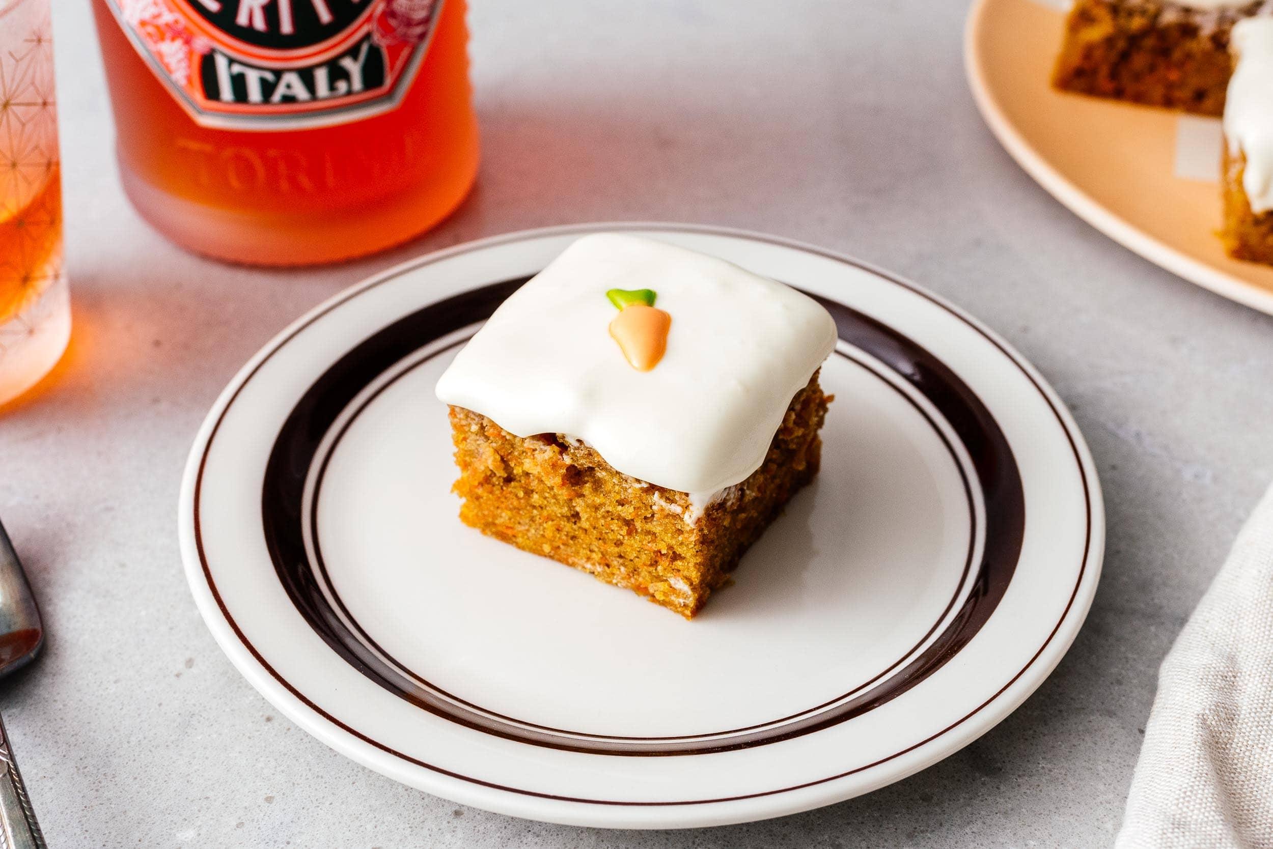 carrot cake recipe | www.iamafoodblog.com