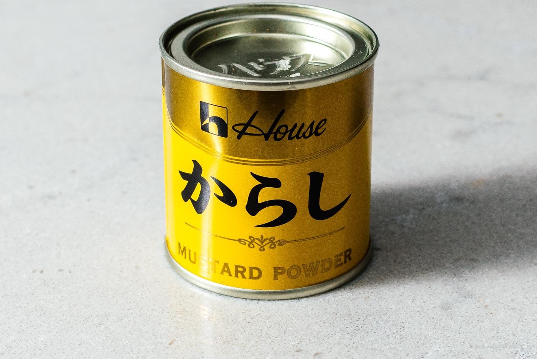 Japanese mustard |  www.iamafoodblog.com