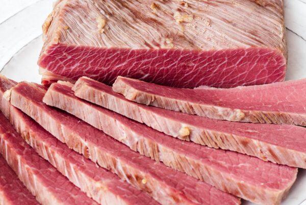 corned beef brisket | www.iamafoodblog.com