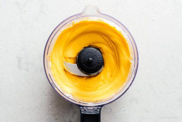 Deviled egg filling | www.iamafoodblog.com