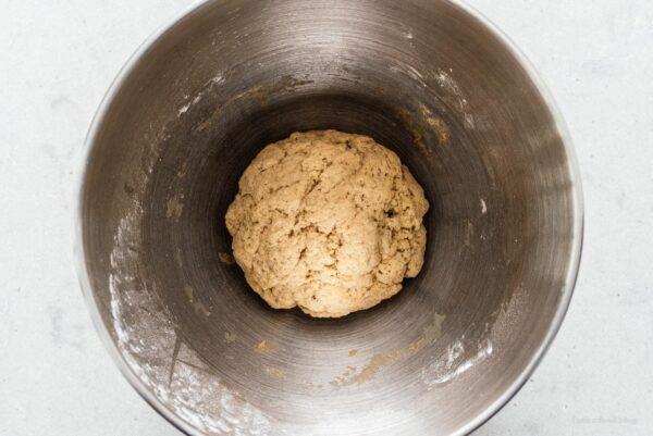 seitan dough | www.iamafoodblog.com