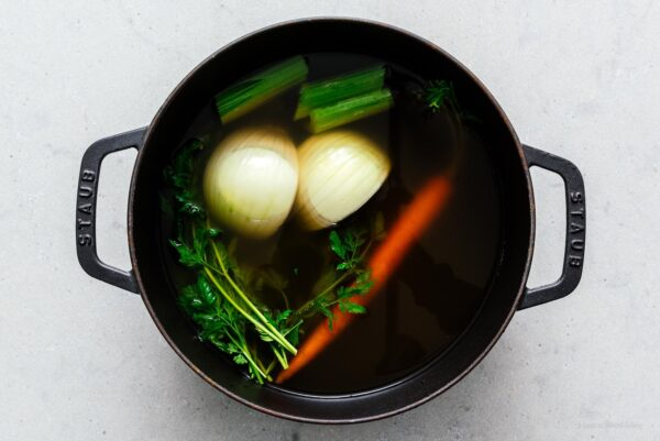 vegetable broth | www.iamafoodblog.com