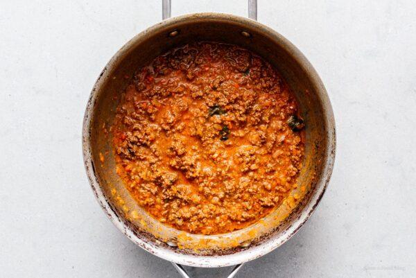 basic meat sauce | www.iamafoodblog.com