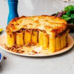 Honeycomb Pasta Recipe | www.iamafoodblog.com