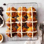 hot cross buns recipe | www.iamafoodblog.com