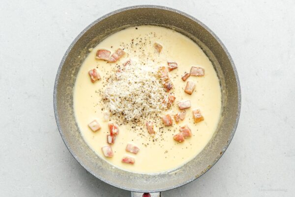 pasta sauce | www.iamafoodblog.com
