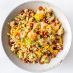shrimp fried rice | www.iamafoodblog.com