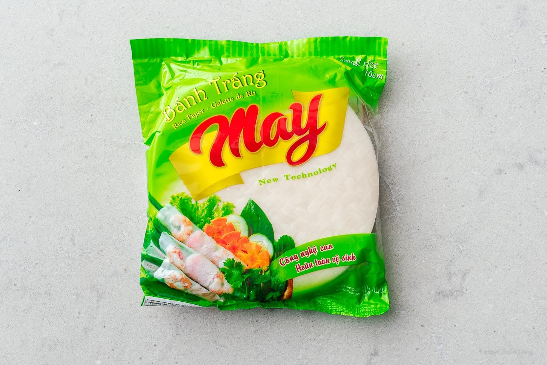 papier de riz |  www.iamafoodblog.com